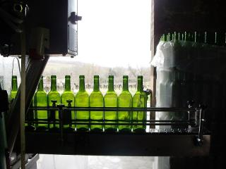 La mise en bouteilles