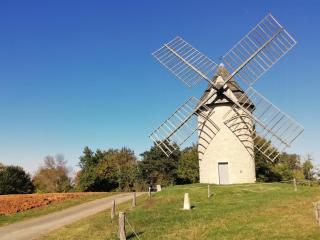 Verdelais - Le moulin de Cussol