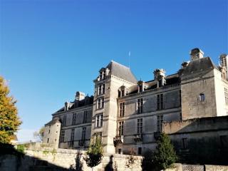 Cadillac - Le château des Ducs d'Epernon