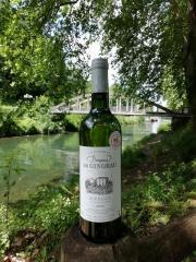 Au bord du canal entre Lot et Garonne et Gironde
