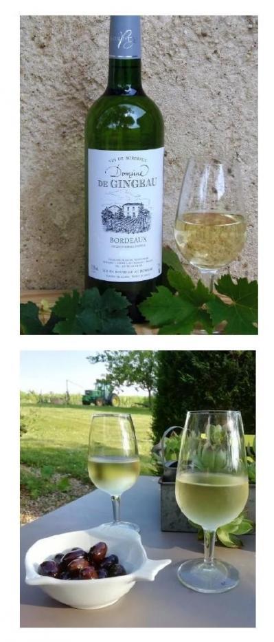 Bordeaux blanc Sec